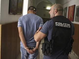 Sergio Morate, detenido