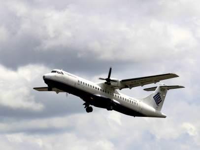Avión indonesio