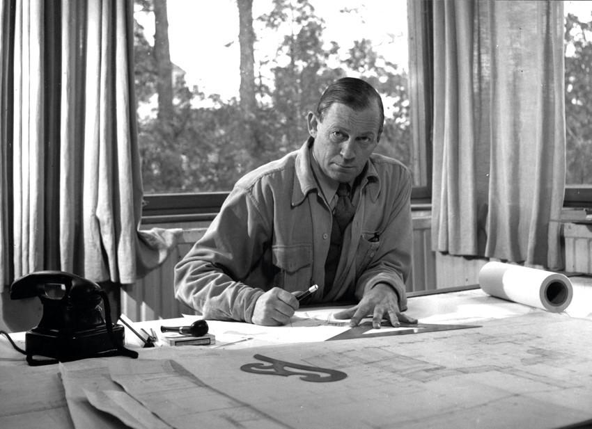 Alvar aalto arquitecto de los valores humanos - Trabajo arquitecto barcelona ...