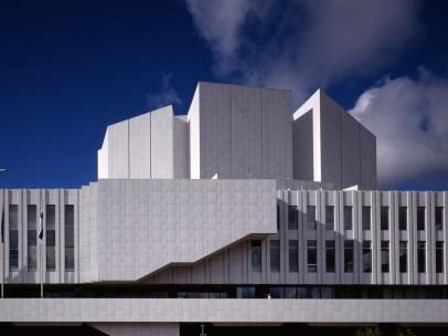 Palacio de Conciertos y Congresos Finlandia, Helsinki, Alvar Aalto, 1962-1971
