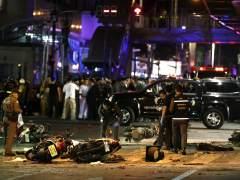 La Polic�a detiene a un sospechoso del atentado en Bangkok