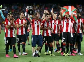 El Athletic, campeón