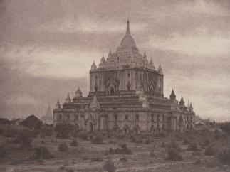 Linnaeus Tripe - Pugahm Myo: Thapinyu Pagoda, August 20-24, 1855