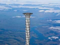 El colosal proyecto de Canad�: un elevador espacial de 20 kil�metros de altura