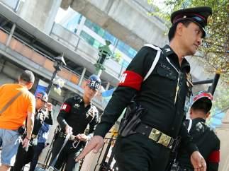 Atentado en Bangkok