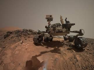 Misión espacial Curiosity