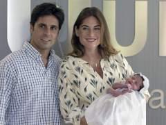 Carmen, la hija de Fran Rivera y Lourdes Montes