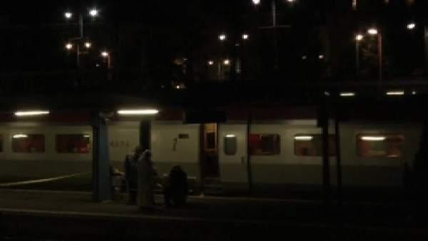 Tren Amsterdam-París atacado por un terrorista armado