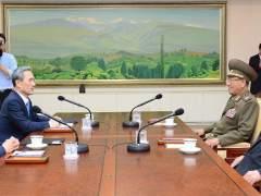 Conversaciones entre Corea del Norte y Corea del Sur