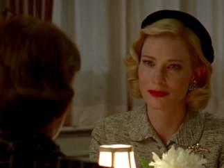 Cate Blanchett y Rooney Mara protagonizan 'Carol'