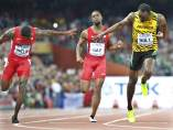 Bolt supera a Gatlin