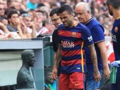 """Alves: """"Irme gratis del Barcelona fue una hostia con clase"""""""
