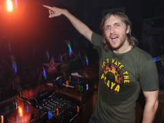 "David Guetta deja plantados a sus fans por ""problemas t�cnicos"""