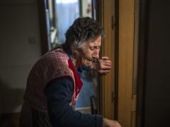 Carmen Martinez Ayuso (85), Madrid, Spain, Friday, November 21, 2014