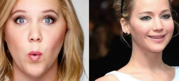 Jennifer Lawrence y Amy Schumer