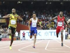 Bolt tambi�n es el mejor en los 200; segundo oro del jamaicano en Pek�n