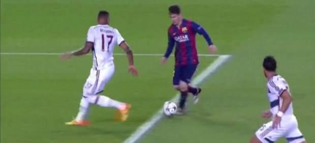 Gol Messi Boateng