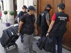Cuatro detenidos por el caso Inipro y registros en tres ayuntamientos catalanes