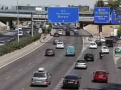 Atascos en los accesos a Madrid, Barcelona, Valencia y Sevilla