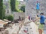 Creando Juego de Tronos en Girona