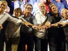 """Junts pel S� denuncia """"amenazas"""" del Estado en su primer acto de precampa�a"""