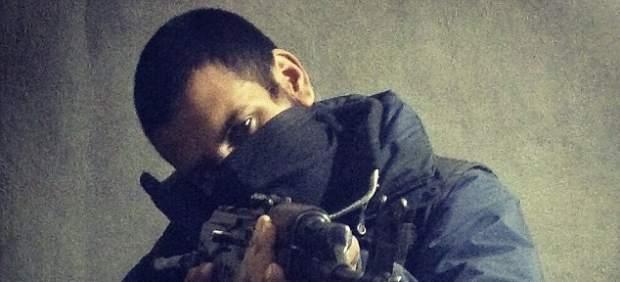 Hacker del grupo terrorista Estado Islámico.