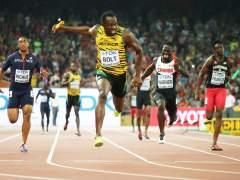 Jamaica gana el 4x100 y Bolt conquista su oro mundial n�mero 11