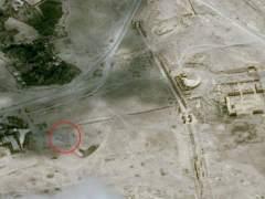 La ONU confirma la destrucci�n del templo de Palmira