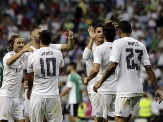 Gol del Madrid