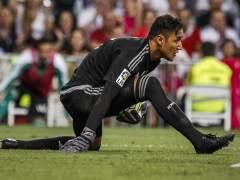 Keylor se hace fuerte en el Madrid a dos d�as de que se sepa si llega De Gea