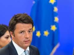"""Renzi, sobre la crisis migratoria: """"Se acabaron los minutos de silencio, Europa debe moverse"""""""