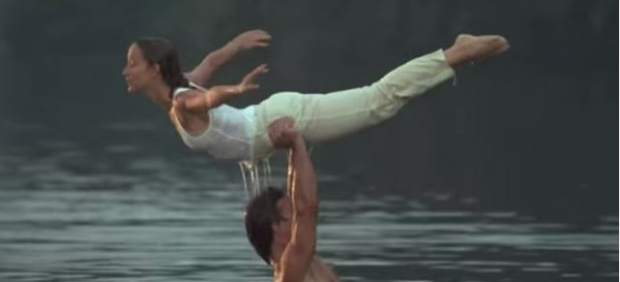 Lake Scene 'Dirty Dancing'