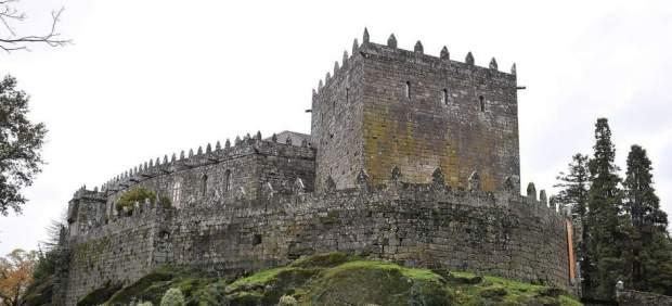 Castillo de Soutomaior (Pontevedra), donde el PP abre su curso político desde 2007