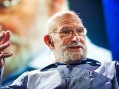 Imagen del polifac�tico Oliver Sacks