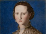 Agnolo Bronzino - Portrait of Eleanor of Toledo, 1522