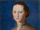 Agnolo Bronzino - Portrait of Eleanor of Toledo, 1522