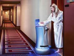 Hoteles de Silicon Valley fichan al robot Relay