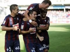 El Eibar derrota por primera vez al Athletic