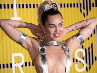 Miley Cyrus en los MTV
