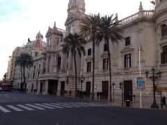 Valencia limita la velocidad de los coches en el centro