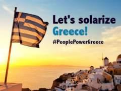 Campa�a por Grecia
