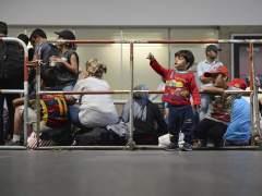 Barcelona, Madrid y Palma ser�n ciudades de acogida de refugiados