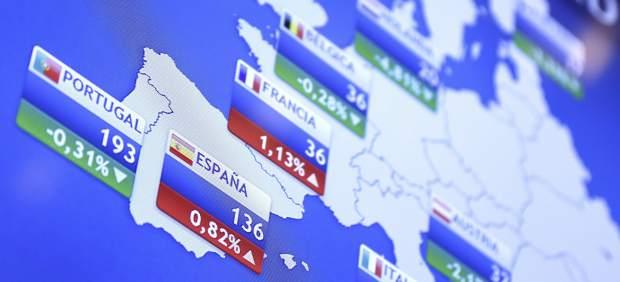 La bolsa española cae en agosto el 8,24%