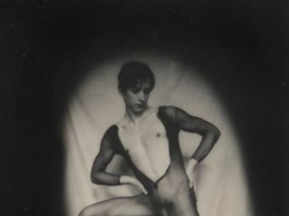 Pierre MOLINIER 1900-1976 - Portrait of Luciano Castelli, 1974