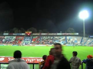 F�tbol israel�