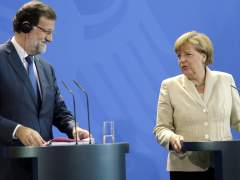 """Merkel: """"Los refugiados sin asilo deben ser repatriados r�pidamente"""""""
