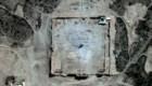 Confirman la destrucción del templo de Bel
