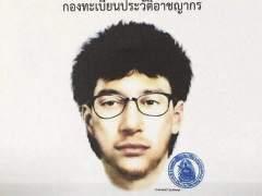 Sospechoso del atentado de Bangkok