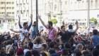 Hungr�a reabre la estaci�n de Budapest