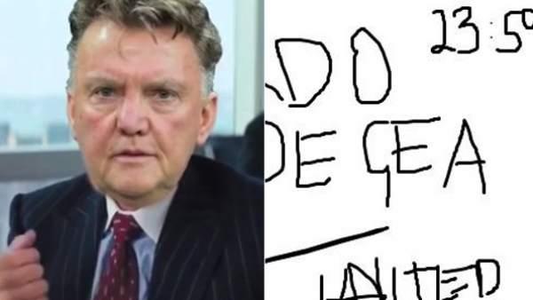 Memes fichaje De Gea
